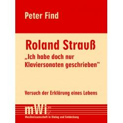 Peter Find: Roland Strauß....