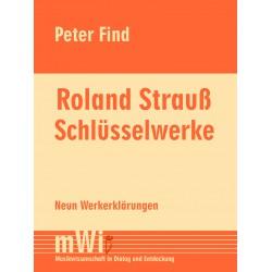 Roland Strauß: Schlüsselwerke.